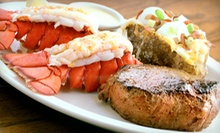 C$15 for C$30 Worth of Steakhouse Cuisine at Outback Steakhouse