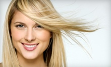 Salon Services at Mirabella Hair Design in Tempe (Up to 63% Off). Three Options Available.