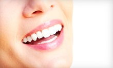 Exam, Cleaning, and X-Rays with Option for a Take-Home Teeth-Whitening Kit at Pombra Dental Excellence (Up to 87% Off)