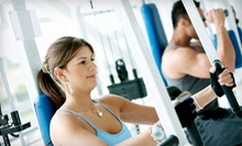 Two Months of Gym Membership and Hydromassage at Princeton Club Xpress ($150 Value)