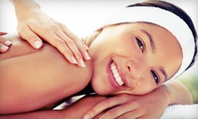60- or 90-Minute Client's Choice Massage or 60-Minute Hot-Stone Massage at A Natural Touch Massage (Up to 53% Off)