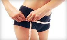 Six, Nine, or Twelve Ultrasonic-Cavitation Body-Sculpting Treatments at Lose It Right (Up to 96% Off)