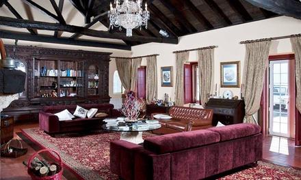 Quinta da Gafaria — Almeirim: 1 ou 2 noites para duas pessoas em apartamento T0 ou T1 com welcome drink desde 35€