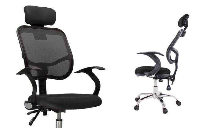 Sedie ergonomiche da ufficio gallery of sedie da ufficio