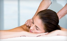 $30 for a 60-Minute Deep-Tissue Massage Package at Health First Chiropractic and Rehab ($70 Value)