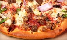 $10 for $20 Worth of Pizza and Italian Food at Times Square Pizza