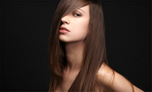 $99 for a Keratin Hair-Straightening Treatment at Gracy Elements Spa ($250 Value)