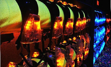 Two Games of Laser Tag for Two or Four at Ultrazone Family Entertainment (Up to Half Off)