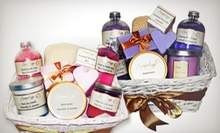 Natural and Organic Bath Products at Soapology (Up to 64% Off). Three Options Available.