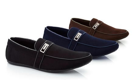 Franco Vanucci Roberto-3 Men's Driving Shoes