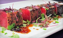 $25 for $50 Worth of Seafood, Pasta, and Steak at Poppy's Seafood Factory