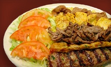 $10 for $20 Worth of Mediterranean Cuisine at Kabob 2