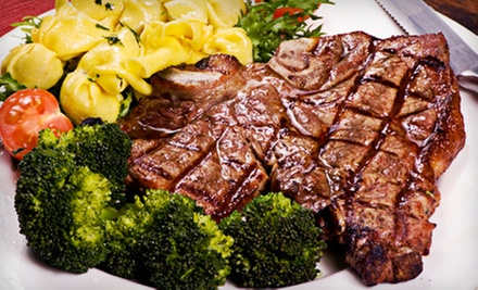 $15 for $30 Worth of Argentinian Cuisine at La Barra
