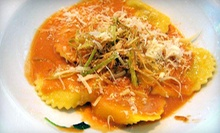 $20 for $40 Worth of Italian Food at Villano's Restaurant
