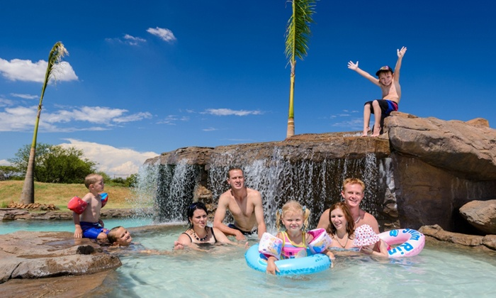 Anytime Holidays - Sun City: Pilansberg: Two-Night Weekday Stay for Two Sharing, Including Activities at The Kingdom Resort