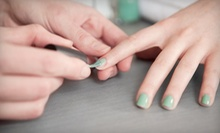 Classic or Shellac Mani-Pedi at Shears to You Salon & Mobile Boutique (Up to 62% Off)