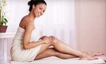 Six Laser Hair-Removal Treatments on a Small, Medium, or Large Area at Khoobsurat Day Spa &amp; Salon (Up to 87% Off)