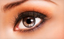 Full Set of Faux-Mink Eyelash Extensions with Optional Refill at Aqua the Day Spa (Up to 60% Off)