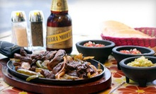 Mexican Dinner for Two or $15 for $30 Worth of Mexican Food at La Malinche Mexican Restaurant