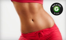 Body-Sculpting Package or a Complete Body-Tone Program for One Zone at The Face Company (61% Off)