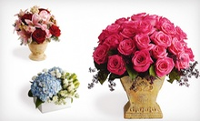 $30 for $60 Worth of Floral Arrangements and Delivery from Field of Flowers