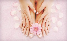 One or Two Mani-Pedis at Unique Nails & Spa (Up to 56% Off)