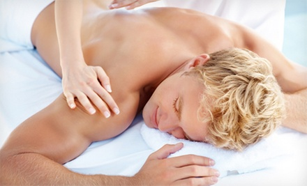 One or Three Massages or Microdermabrasion Treatments at Tai Huang Sunny Light Spa (73% Off)
