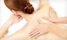 One or Three Facials with Eye Treatment at Urban Escape Massage & Bodywork (Up to 55% Off)