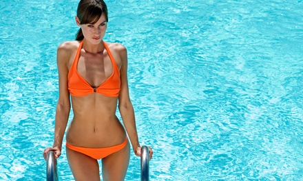 One, Two, or Twelve Bikini or Brazilian Waxes at Karma Hair Salon (Up to 80% Off)