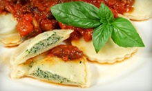$15 for $30 Worth of Italian Food at L&amp;Ds Sapore Ravioli &amp; Cheese