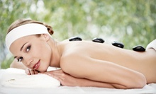 Salt-Room Session with Optional Hot-Stone Reflexology or Salt-Room Session for Two at Pure Zen Therapy (Up to 59% Off)