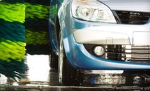 One or Three Full-Service Car Washes or $100 Prepaid-Wash Card at West Street Car Wash (Up to 56% Off)