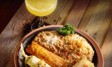 Mexican Dinner for Two or Four at 3 Amigos Mexican Bar & Grill (Up to 64% Off)