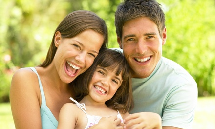 Up to 87% Off Dental Checkup Package at Excel Dentistry