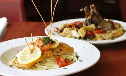 Gourmet Comfort Food for Brunch or Dinner at Symphony's Cafe (47% Off)