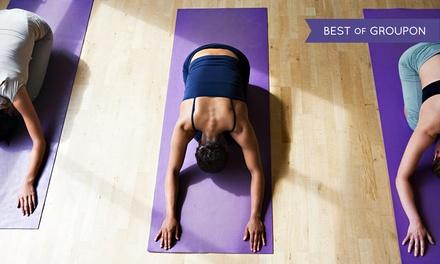 $49 for One Month of Unlimited Bikram Yoga Classes at Bikram Yoga Dupont (Up to $185 Value)