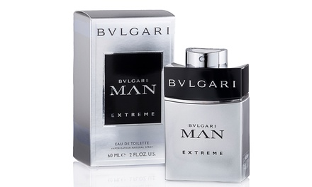 Bvlgari Man Extreme Eau de Toilette for Men; 2 Fl. Oz.