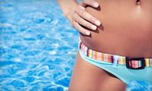 One or Three Brazilian Waxes at pHresh Spa and Wellness Club (Up to 55% Off)