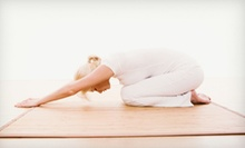10 or 20 Yoga Classes at Paula's Yoga (Up to 72% Off)