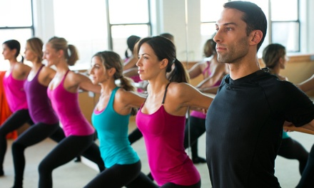 Barre Fitness Class Packages at The Dailey Method (Up to 68% Off). Three Options Available.