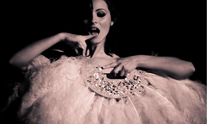 Diamond Teese Burlesque - Stoke On Trent: Diamondteese Burlesque: Four Beginners' Lessons in Modern or Chair Burlesque £11