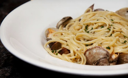 Italian Lunch or Dinner at Ristorante Bella Vita in Los Altos (Half Off). Three Options Available.