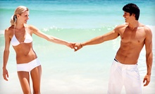Month of Tanning, Four Mystic Tans, or Month of Tanning and Spa Services at Planet Beach Contempo Spa (Up to 60% Off)