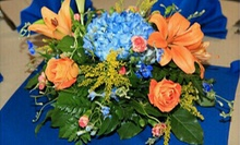 $25 for $50 Worth of Flowers at JAM Flowers