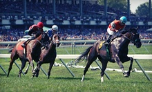 $20 for a Horseracing Package for Two at Monmouth Park Race Track ($40 Value)