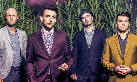 $22.50 to See Hedley at  Air Canada Centre on March 27 at 7 p.m. (Up to $50.75 Value)