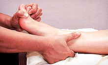 One or Two 60-Minute Foot Reflexology Treatments at Eve Haute Coiffure (Up to 53% Off)