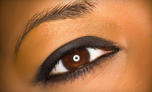 Three Eyebrow-Threading Sessions or Three Full-Face Threading Sessions at Styles of India (Half Off)