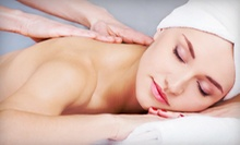 60- or 90-Minute Hot-Stone Massage with Cellulite-Reduction Massage at Medissa Wellness Center (Up to 66% Off)