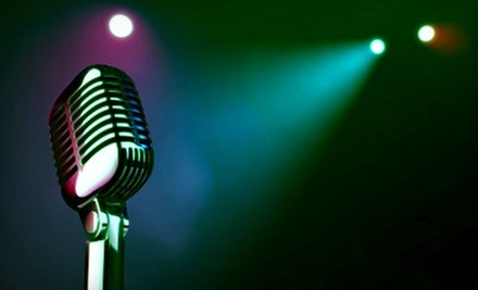 Standup Show for Four at Tacoma Comedy Club (Up to 75% Off)